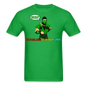 Reptile BF Comic Shirt - Men's T-Shirt