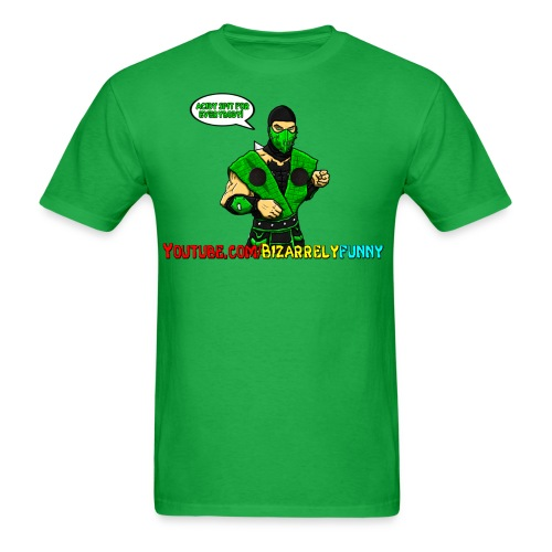 Reptile BF Comic Shirt - Men's T-Shirt
