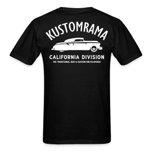 Kustomrama California Division - Limited Edition: 50 - Men's T-Shirt