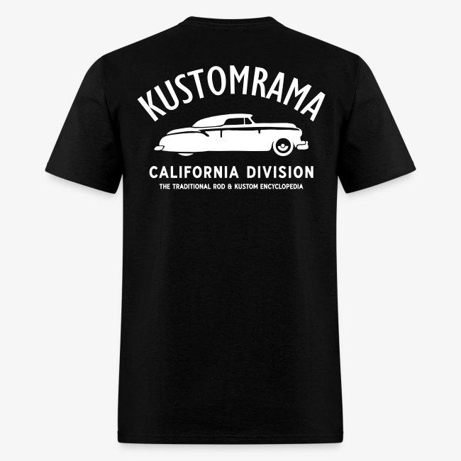 Kustomrama California Division - Limited Edition: 50