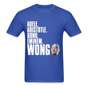 There is only one WONG - Men's T-Shirt