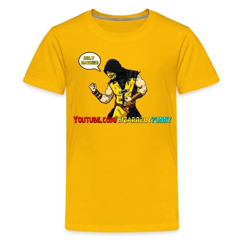 Scorpion BF Comic Shirt - Kids' Premium T-Shirt