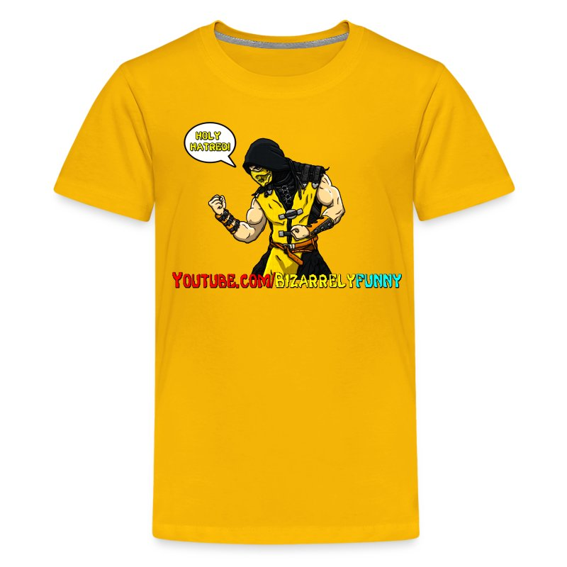 Scorpion BF Comic Shirt - Kids' Premium T-Shirt