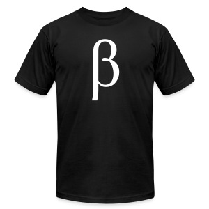 B is for Blaha - Men's T-Shirt by American Apparel