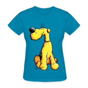 Airedale Terrier T-Shirts - Women's T-Shirt
