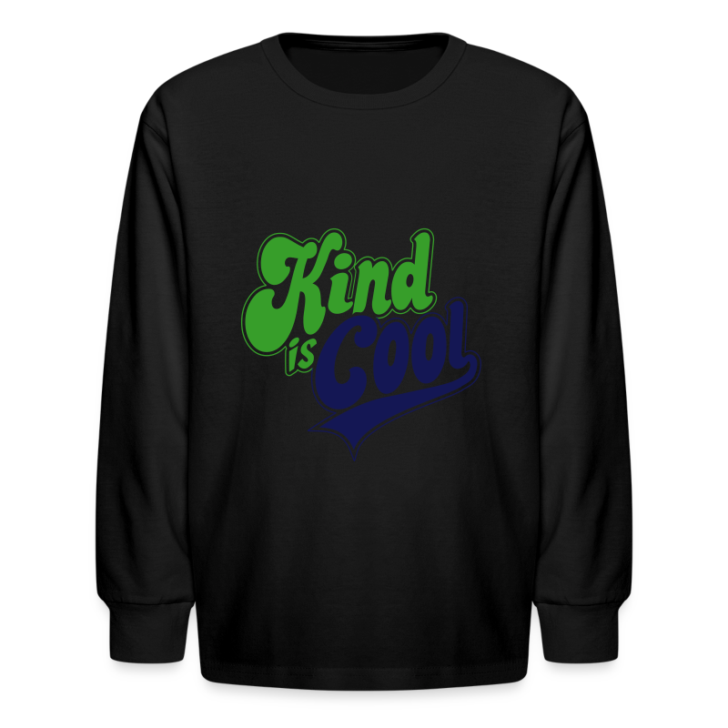 Kind is Cool Long Sleeve Shirt | Grace and Kind