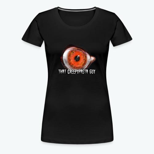 Women Black T-Shirt  - Women's Premium T-Shirt