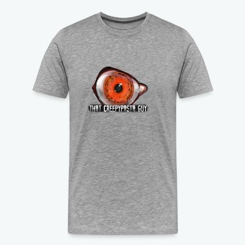 Grey Mens T-Shirt - Men's Premium T-Shirt