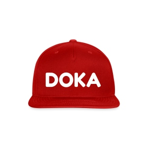 Ryan Doka Hat - Snap-back Baseball Cap