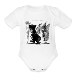 The Pennant Trust 1908 - Short Sleeve Baby Bodysuit