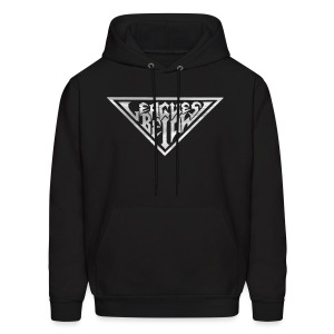 crome leagues Below logo hoody - Men's Hoodie