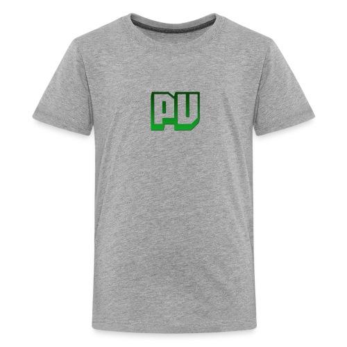PlexVoid GreyPV T-shirt - Kids' Premium T-Shirt