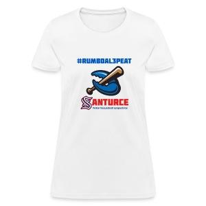 WROMBO3PEAT - Women's T-Shirt