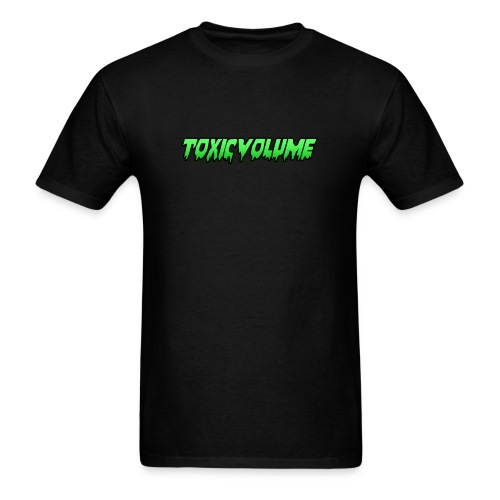 Toxic Volume T-Shirt (Men's Fit) - Men's T-Shirt