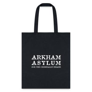 Arkham Asylum Criminally