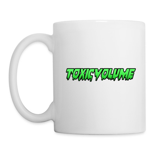 Toxic Volume Mug - Coffee/Tea Mug