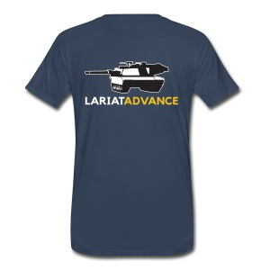 Lariat Advance (Armor) - Men's Premium T-Shirt