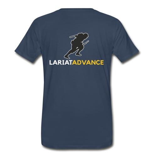 Lariat Advance (Infantry) - Men's Premium T-Shirt