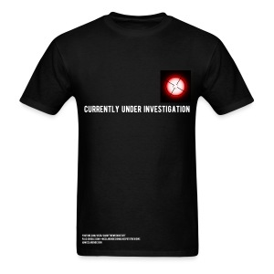 Under Investigation - Men's T-Shirt