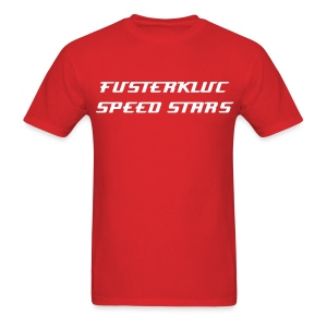 Fusterkluc Speed Stars official team shirt - Men's T-Shirt