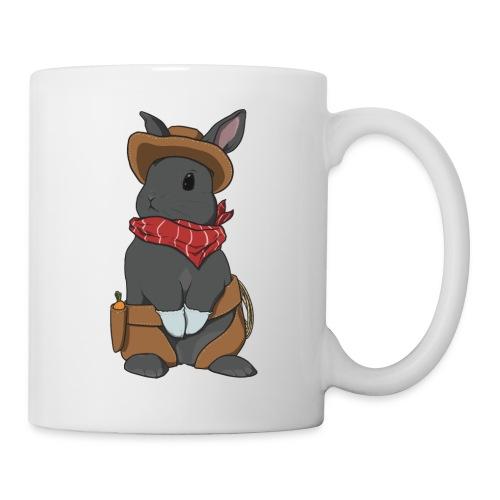 Cowboy Bun Mug - Coffee/Tea Mug
