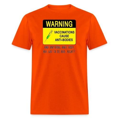 Anti-bodies are Bad! - Men's T-Shirt
