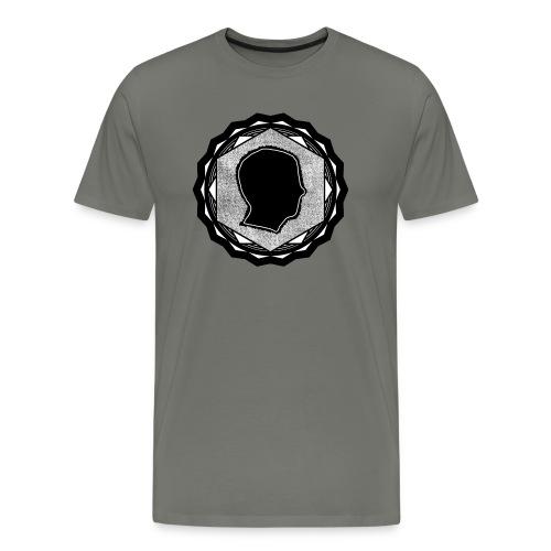 Rune Head - Men's - Men's Premium T-Shirt
