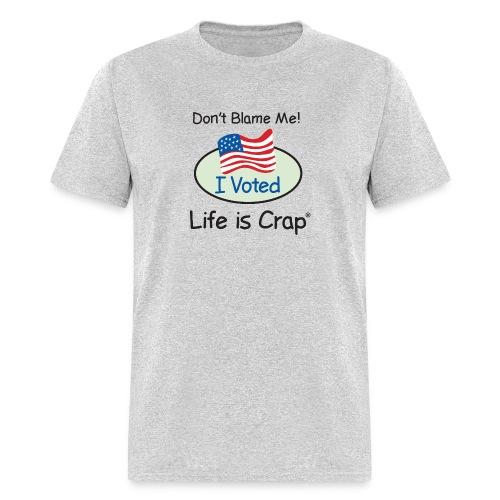 Don't Blame Me - Mens Classic T-shirt - Men's T-Shirt