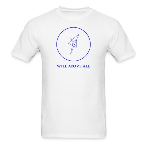 Will Above All - Men's T-Shirt