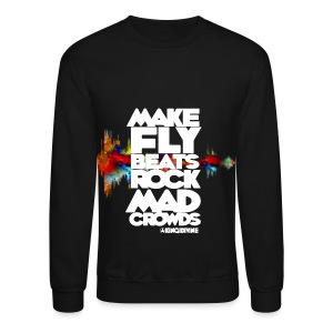 Make Fly Beats KID Sweatshirt - Crewneck Sweatshirt