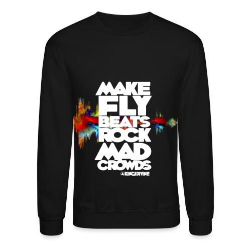 Make Fly Beats KID Sweatshirt - Crewneck Sweatshirt