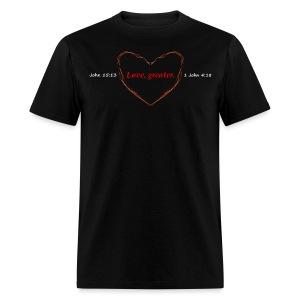 Kid's Godly Love - Men's T-Shirt