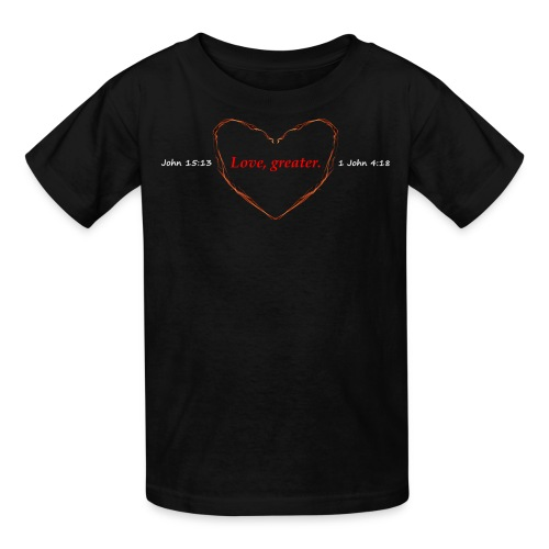 Men's Godly Love - Kids' T-Shirt