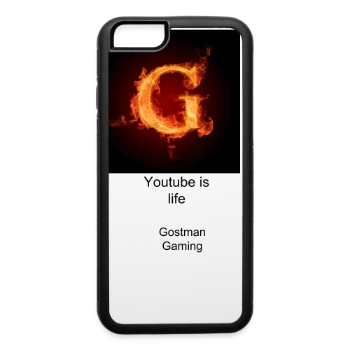 Iphone 7 gostman gaming phone case - iPhone 6/6s Rubber Case