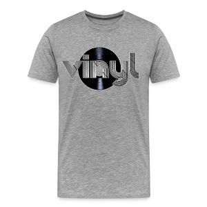 Vinyl - Men's Premium T-Shirt