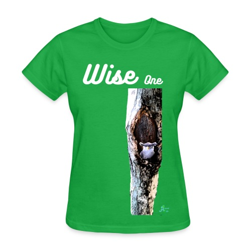 Wise One Women's Tee - Women's T-Shirt