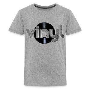 Vinyl - Kids' Premium T-Shirt