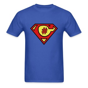 C# Hero Man - Men's T-Shirt