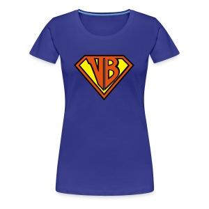 VB Hero Woman - Women's Premium T-Shirt