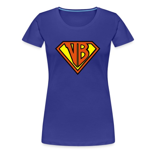 VB Hero Woman - Women's Premium T-Shirt