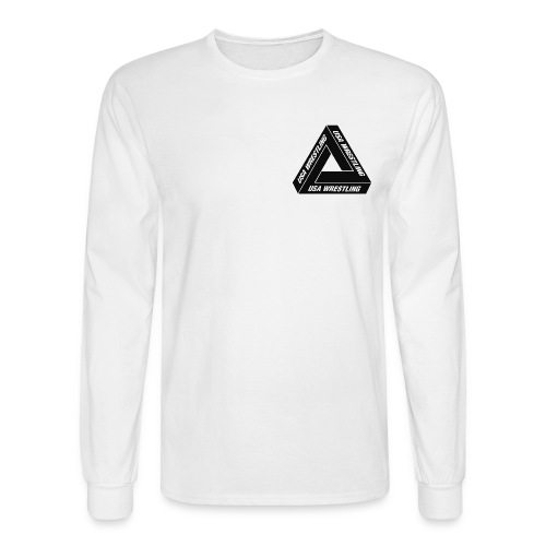 Palace Wrestling Long Sleeve - Men's Long Sleeve T-Shirt