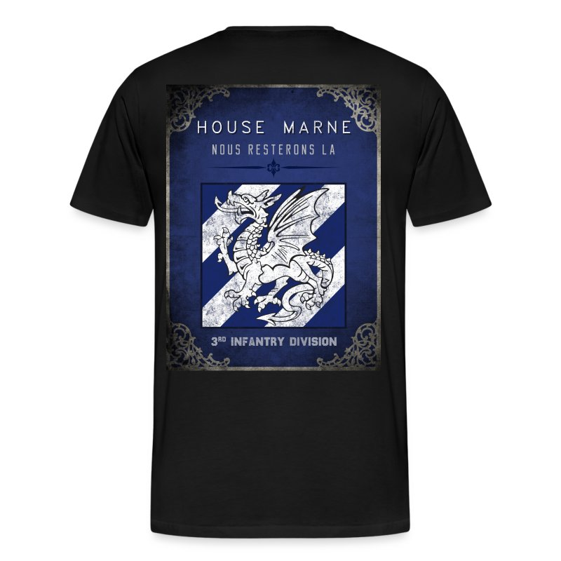 House Marne - Men's Premium T-Shirt