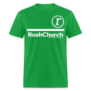 Calvary Christian Men's Shirt - Men's T-Shirt