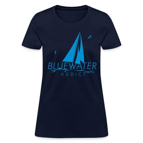 Bluewater Addict Women - Women's T-Shirt