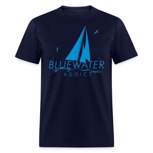 Bluewater Addict Men - Men's T-Shirt