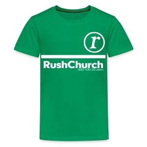 Calvary Christian Kid's Shirt - Kids' Premium T-Shirt