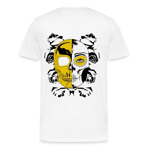 Dia De Los Muertos - Men's Premium T-Shirt