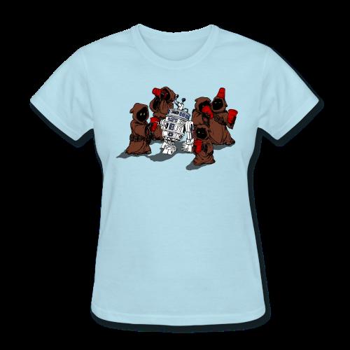Tap That Droid Women's T-Shirt - Women's T-Shirt