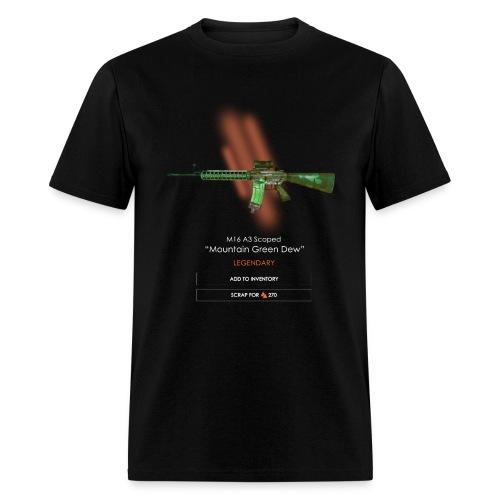 Mountain Green Dew - Battlefield 1 - Men's T-Shirt