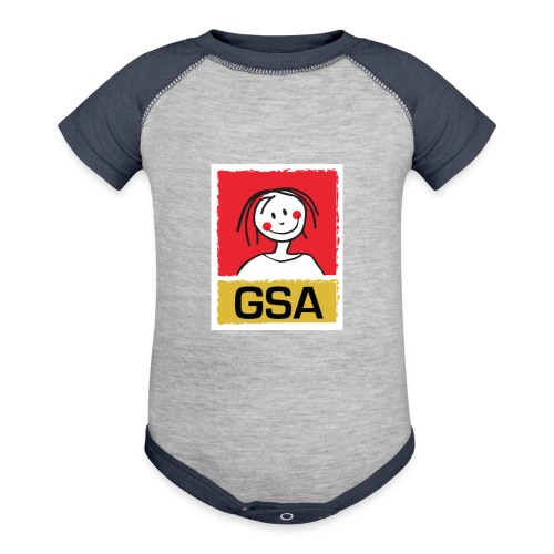 GSA Baby Onsie - Baby Contrast One Piece